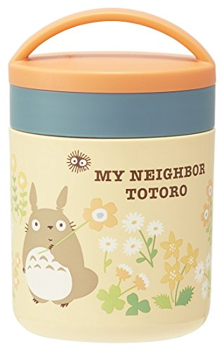 Studio Ghibli Skater My Neighbor Totoro isoliert delicapot 300 ml Blume ljfc3 aus Japan Jar-crock