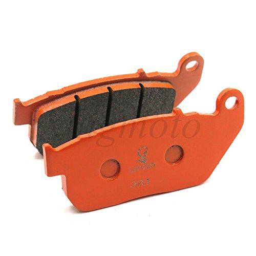 NBX - Pastiglie freno in ceramica al carbonio per Harley XL883C Sportster 883 XL883R -FA381