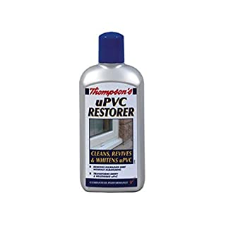 Thompsons UPVC Restorer Cleaner 480ml Cleans Whitens & Revives UPVC