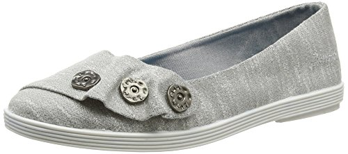 Blowfish Garden, Ballerine Donna Grigio (Heather Grey)