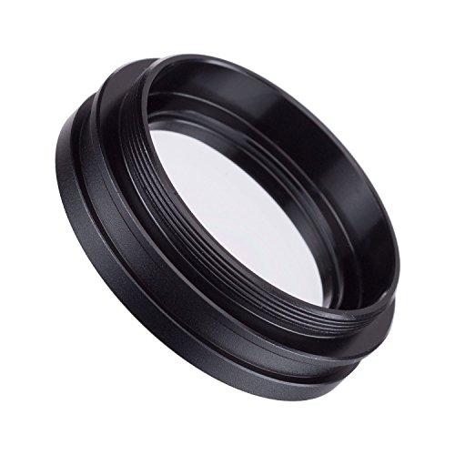 Zm-serie (amscope zm101x Barlowlinse für zm-series Stereo Mikroskop Köpfe, 48mm Durchmesser Halterung)