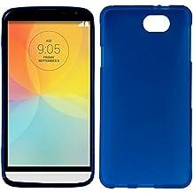 Funda Silicona Premium para LG X150 (L Bello II) Azul