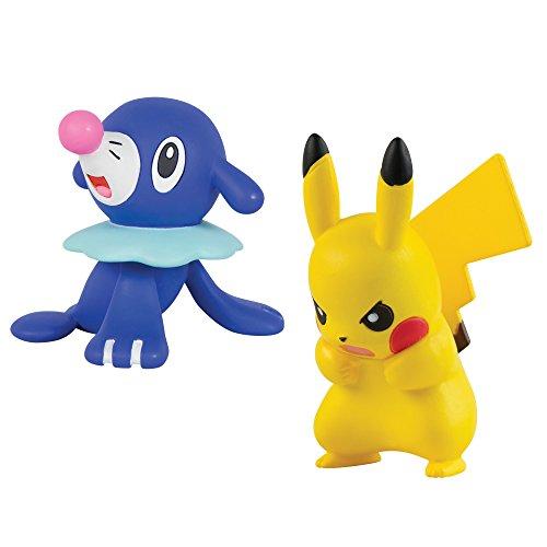 Pokémon – Pikachu und Robball Figuren