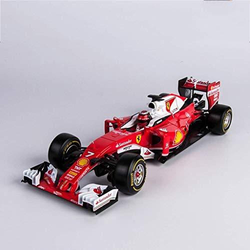 KKD Scale-Modellfahrzeuge 1:18 neue Ferrari F1 Rennwagen Modell Simulation Legierung Automodell Junge Kinder Spielzeugauto Metall Ornamente Mini Fahrzeuge (Color : Sf167)