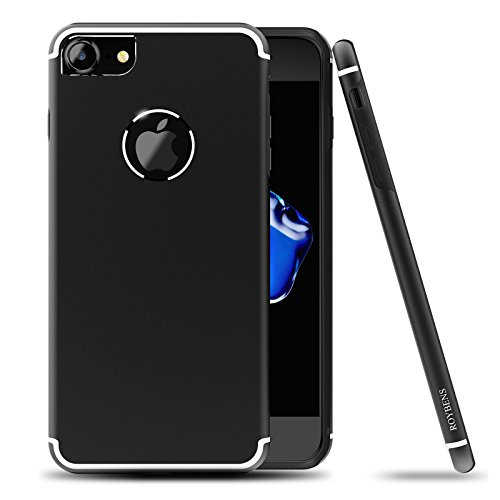 coque-iphone-7-roybens-metal-and-silicone-2-couches-ultra-fine-anti-choc-etui-protection-ecran-verre
