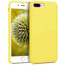 coque iphone 8 jaune moutarde