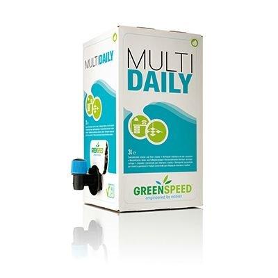ECOVER Multi Daily - Reiniger für Oberflächen und Böden - 3 Liter Bag-in-Box (Multi-oberflächen-boden-reiniger)