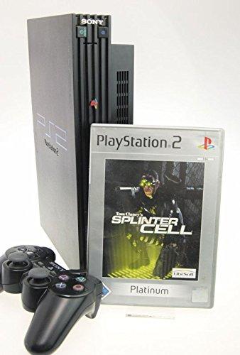 Playstation 2 (fat) mit Splinter Cell (Ps2 Fat Konsole)