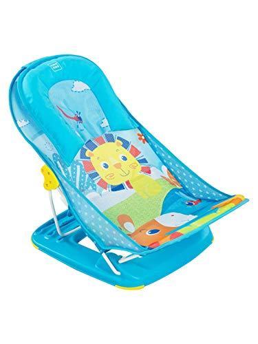 Mee Mee Baby Bather (Anti Skid Compact, Blue)