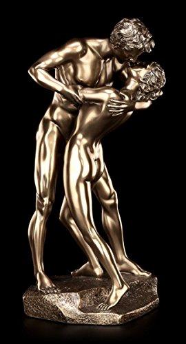 Akt Figur - Das liebende Paar - Liebespaar Veronese (Figur Bronze Paar)