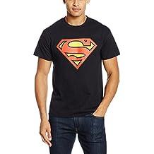62da1516e Amazon.es  camiseta superman - Negro