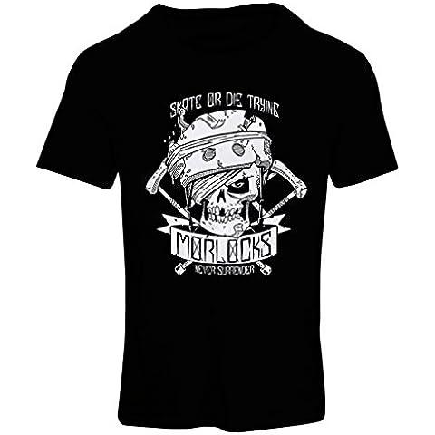 N4605F T-shirt female Skate or Die Trying