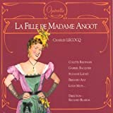 Lecocq - La Fille de Madame Angot