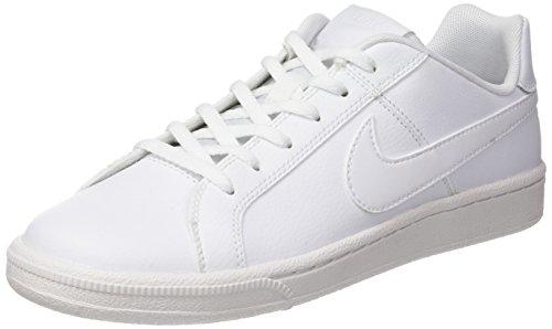Nike Court Royale, Baskets pour enfants, Blanc (Blanc/Blanc), 39 EU