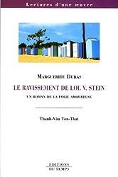Le Ravissement de LOL V. Stein de Marguerite Duras : Un roman de la folie amoureuse
