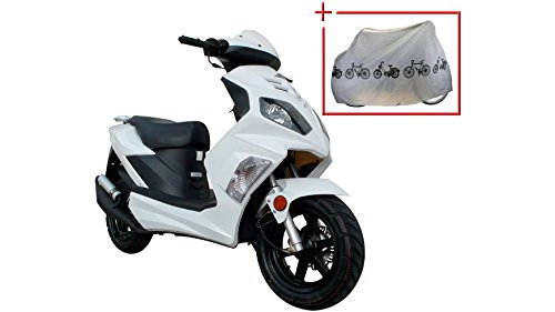 GT UNION Motorroller Tempesta, 50 ccm, 45 km/h