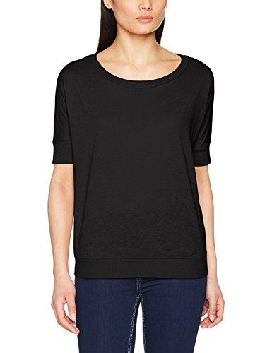 Q/S designed by - s.Oliver Damen T-Shirt Schwarz (Black 9999)