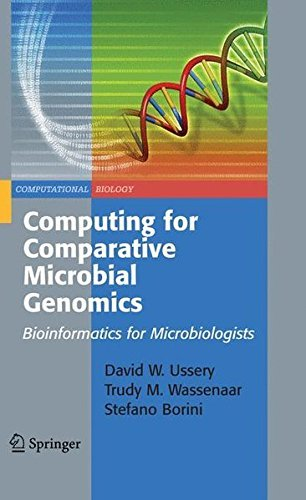Computing for Comparative Microbial Genomics: Bioinformatics for Microbiologists (Computational Biology) by David Wayne Ussery (2009-02-26) par David Wayne Ussery;Trudy M. Wassenaar;Stefano Borini