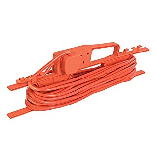 PowerMaster 317946 Garden Extension Lead 240V 2-Gang 15m