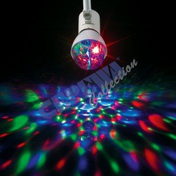 LED 61505 Disco Glühbirne bunt