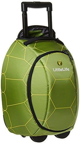 Littlel Life L11360 - Mini trolley per bambini, a forma di tartaruga,...