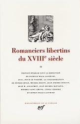 Romanciers libertins du XVIIIe siècle (Tome 2)