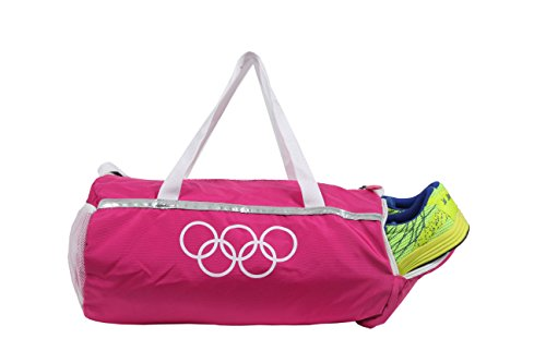 Pole Star Polyester 950 Cms Pink Softsided Gym Bag