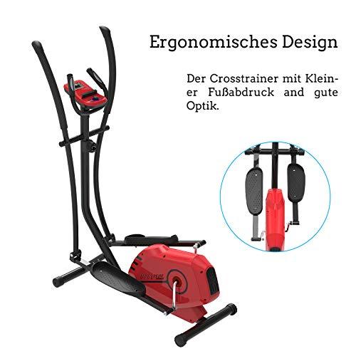 Murtisol Crosstrainer Modell E150T Sport Bild 4*