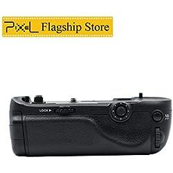 Pixel Vertax D16 Batterie Grip Poignée d'alimentation pour Nikon DSLR Caméra D750 avec EN-EL15 ou AA LR6 Support de Batterie Remplacer Nikon MB-D16