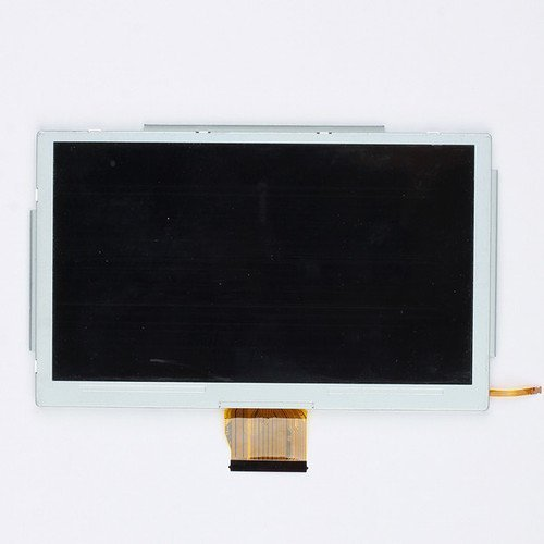 WIK GeiSand Gaming® Wii U Replacement LCD with pre-mounted adhesive tape by WIK GeiSand Gaming - Tape Lcd