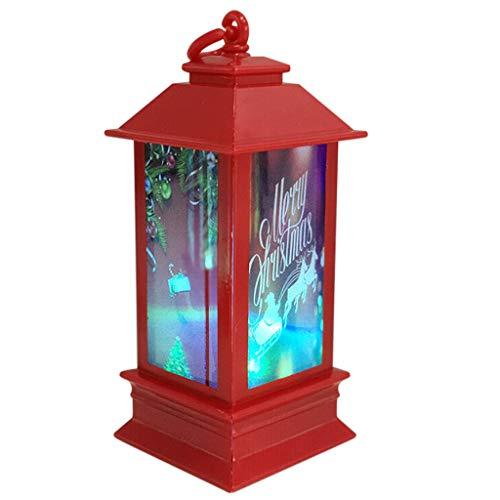 Lichterkette Weihnachten Nachtlicht Festival Atmosphere Requisiten Leuchtender Leuchtturm Led Bunte Lichter Kunststoff Licht Hauptbeleuchtung Laterne Weihnachts Weihnachtsbaum Deko