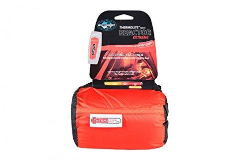 41FPLmxF1NL - Sea to Summit Thermolite Reactor Extreme Mummy Sleeping Bag Long red 2017 camping sleeping bag