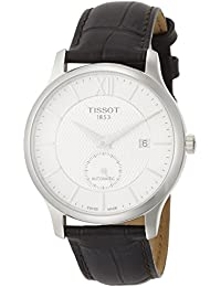Tissot T0634281603800T-Classic Tradition automatic small second men's watch