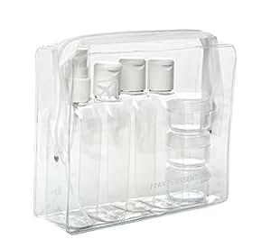 Bottiglie da viaggio contenitori per liquidi da 100 ml - Ml da portare in aereo ...