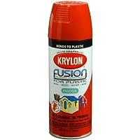 Krylon Division 2332 12 Oz Sun Dried Tomato Fusion Spray Paint - Pack of 6