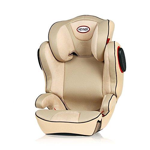 Heyner 792500 Kindersitz MaxiProtect ERGO SP (II, III), Summer Beige
