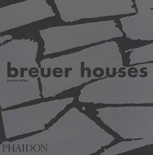 Breuer Houses by Deutsche Verlags-Anstalt GmbH (2000-11-20)