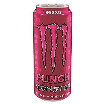 Monster Punch Bebida energ...