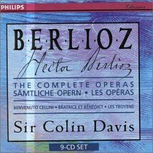 Complete operas - Benvenuto Cellini, Les Troyens, Beatrice et Benedict