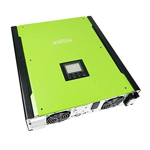 BeMatik - Reine Hybrid-Wechselrichter für Photovoltaik PV 3 InfiniSolar KVW