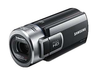 Samsung Q20 Caméscope numérique Full HD Port SD/SDHC 5 Mpix Zoom optique 20x Noir