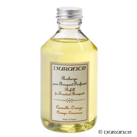 Recharge pour bouquet parfumé Cannelle Orange 250mL - Durance
