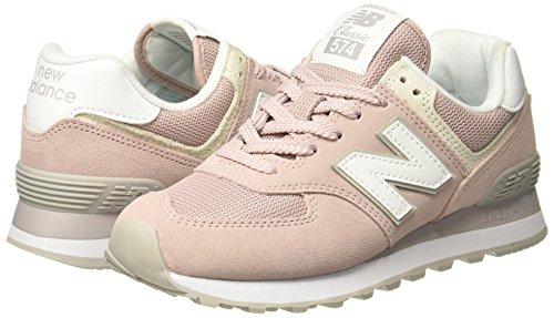 new balance mujer rosa baratas