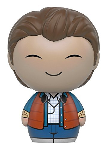 Marty McFly Back To The Future Funko Dorbz Vinyl Figure by FunKo