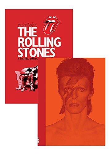 David Bowie + According To The Rolling Stones - Caixa (Em Portuguese do Brasil)