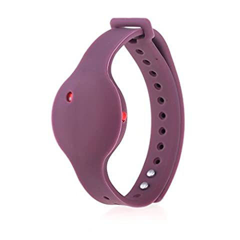 VAN-LUCKY Remplacer les bracelets / bandes / bandes en silicone pour Moov Now Wearable Audio Coach(Tracker not included)