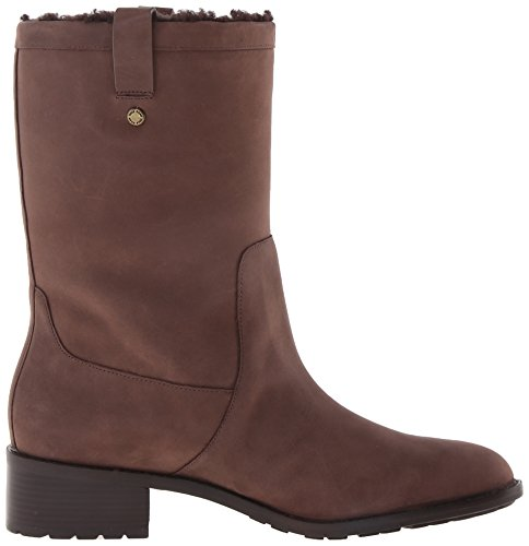 Haan Leather shearling Jessup Cole boot Chestnut Wp Ond0xBZg
