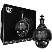 Instar steuerbare HD WLAN IP Kamera für den Außenbereich IN-7011HD (WDR Bildsensor, 1 Megapixel, 22 Nachtsicht IR-LED, 8 Watt) schwarz
