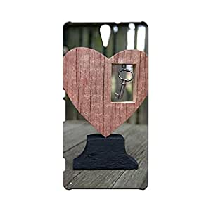 BLUEDIO Designer Printed Back case cover for Sony Xperia C5 - G3183