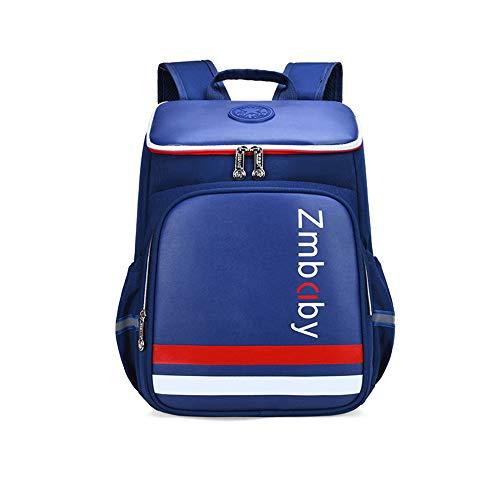 Grundschultasche Rucksack Studententasche Rucksack Kindertasche Personalisierter Rucksack Orthopädische wasserdichte Nylon-Laptoptasche 20-35L Geeignet für Jungen Von 1-6 Jahren -